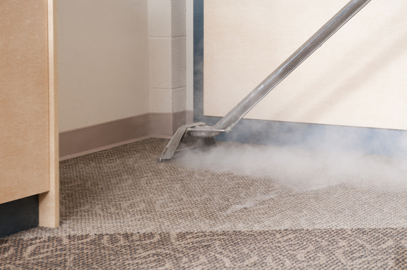 Commercial Carpet Cleaning & Floor Care Service